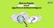 Popular Search Algorithms in Artificial Intelligence - DataFlair