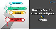 What is Heuristic Search - Techniques & Hill Climbing in AI - DataFlair