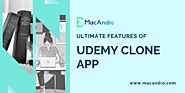 Features of Udemy Clone | Udemy Clone Script Features | MacAndro