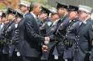 President Obama Visits NYC's Ground Zero After Bin Laden Death
