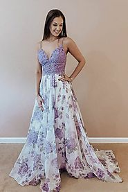 Select Suitable Prom Dresses for you