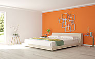 Orange with White Color Combinations