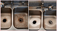 Easiest Ways to clean Your kitchen sink