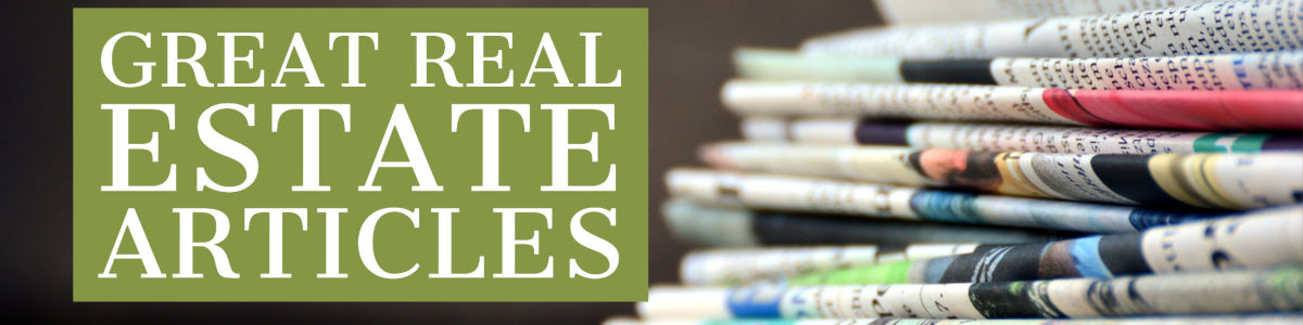 Headline for Great Real Estate Articles From Around The Web