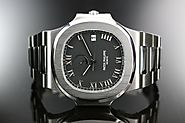 "Review The Patek Philippe Nautilus ""Jumbo"" Men's Watch Replica"