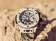 Save Our Rhino Africa India (SORAI) - Hublot Big Bang Unico Sorai 45MM Limited Edition Watch Replica
