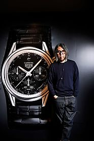 Review The TAG Heuer Carrera Heuer 02 Fragment Limited Edition Replica By Fragment Design Hiroshi Fujiwara