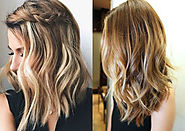 31+ Most Dazzling Hairstyles For Length Hair  - Sensod - Create. Connect. Brand.