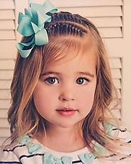 31+ Incredible & Adorable Little Girls' Hairstyles For Your Princess - Sensod - Create. Connect. Brand.