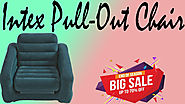 Xclusiveoffer Intex Pull-Out Chair (43 X 86 X 26 Inches).