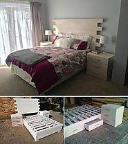 5 Pallet Beds Ideas Easily Made At Home - Sensod - Create. Connect. Brand.