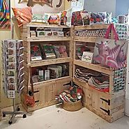 Inspiring DIY Pallet Storage Racks And Cabinets - Sensod - Create. Connect. Brand.