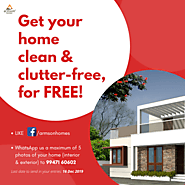 Get Your Home Clean & Clutter-free, for Free