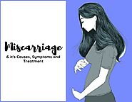 All you need to know about Miscarriage, its causes, symptoms and treatment