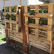 Creative Wooden Pallets Ideas for your Home & Garden - Sensod - Create. Connect. Brand.