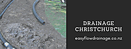 Points To Consider When Choosing A Drainage Contractor In Christchurch