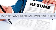 10 Resume Writing Tips You Haven't Heard Before – Pagehits: Create Your CV Online | Online Resume Builder