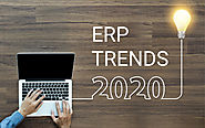 Trends For 2020 That Will Shape The Future Of ERP Industry