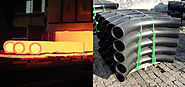 astm a234 wpb steel Pipe Bends manufacturers - Mesta Inc