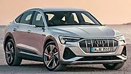 Audi e-Tron Sportback fully-electric SUV unveiled at LA Motor Show