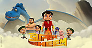 Super Bheem - Green Gold Animation Pvt Ltd