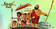 Kalari Kids Show - Green Gold Animation Pvt Ltd