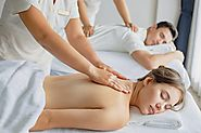 Book your traditional Thai massage session now