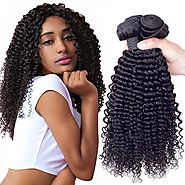 Curly sew in hair of Beequeenhair and things making you amazed