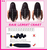 The Most Interesting Information About Hair Length Chart