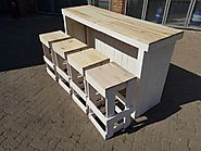 Pallet Bar - Sensod - Create. Connect. Brand.