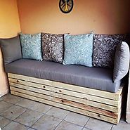 Easy To Make And Contemporary Plans For Pallet Sofas - Sensod - Create. Connect. Brand.