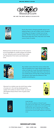 Mobile Cover | Best Mobile Cover | Online Mobile Cover