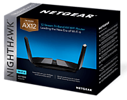 Setup Netgear Nighthawk RAX200 - Routerlogin.net