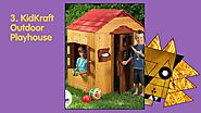 Best Kids' Outdoor Playhouses - 2016 Spring and Summer Top 5 List