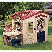 5 Best Outdoor Playhouses - 2016 Top Reviews