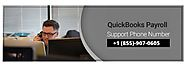Manage your business payroll in simple clicks on a computer screen, call on QuickBooks Payroll Support Phone Number +...