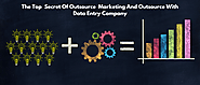 The Top Secret Of Outsourced Marketing And Outsource with Data Entry Company