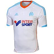 Adidas Olympique Marseille 2013 Home Jersey