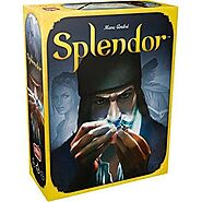 Splendor | Board Games | Strategy Games | Zatu Games UK