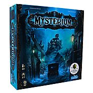 Mysterium | Board Games | Party & Family | Zatu Games UK