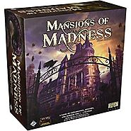 Mansions of Madness: Second Edition | Board Games | Zatu Games UK