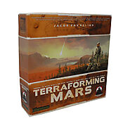 Terraforming Mars | Board Game | Zatu Games | UK
