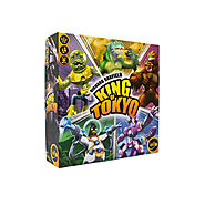 King of Tokyo Second Edition | Board Game | Zatu Games UK