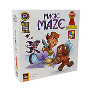 Magic Maze | Board Games | Zatu Games UK