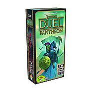 7 Wonders Duel Pantheon Expansion | Board Games | Zatu Games UK