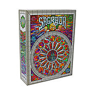 Sagrada | Board Games | Strategy Games | Zatu Games UK
