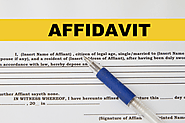5+ Things To Care While Making An Online Affidavit – RentalAgreement