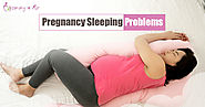 Sleeping Problems During Pregnancy And Their Solutions