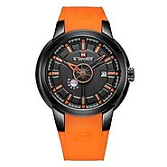 NAVIFORCE Mens Quartz Watch