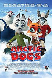 Arctic Dogs (2019) | Starring Jeremy Renner, Heidi Klum, James Franco | An Arctic fox works in the mailroom of a pack...